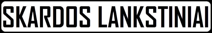 SKARDOS LANKSTINIAI